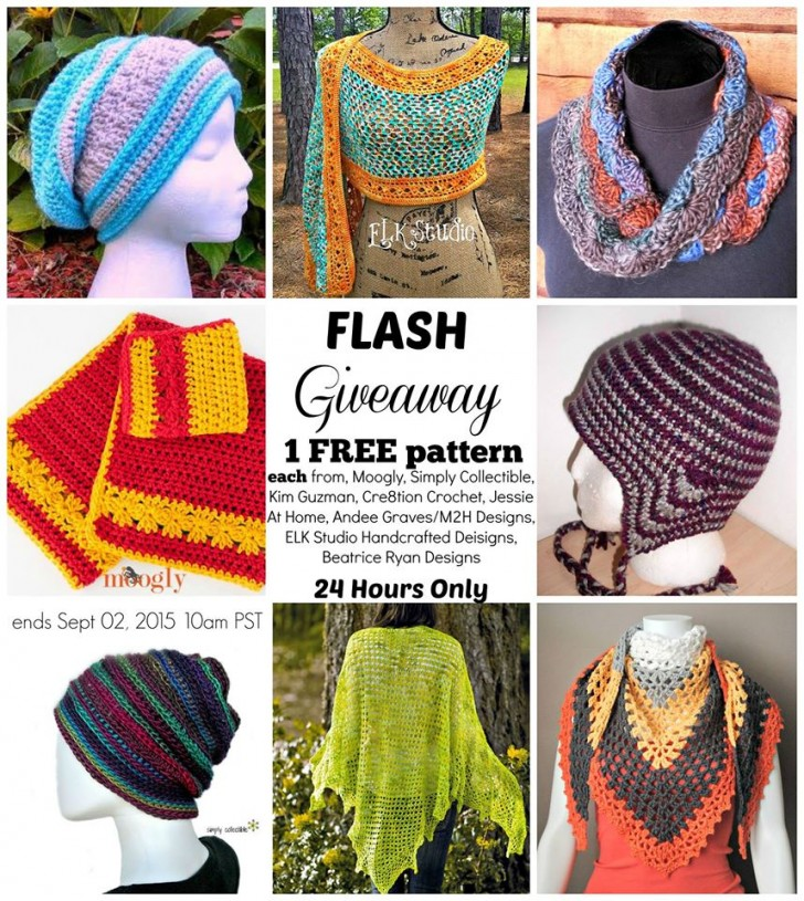 Flash Giveaway Blog Hop - one day only!