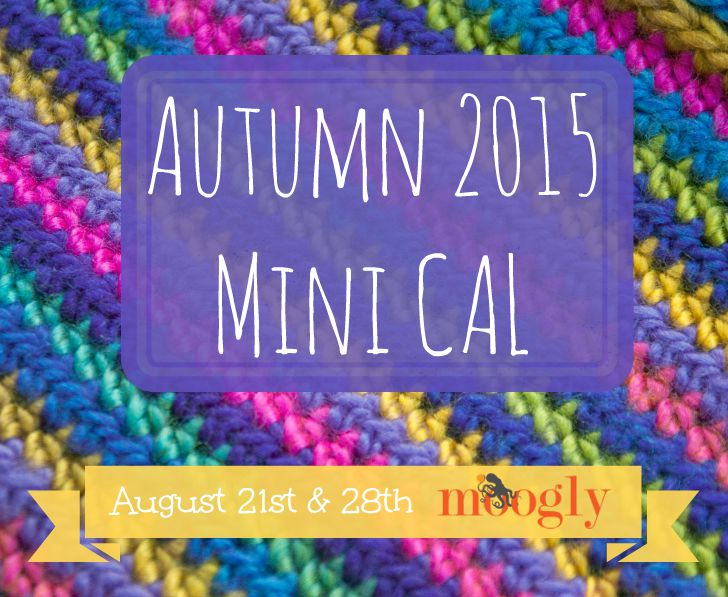 Announcing the Moogly Mini CAL for Autumn 2015!