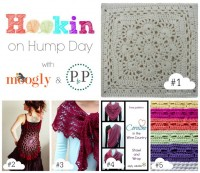 HOHD 101 - a fab linky party for crochet and knitting, on Moogly and Petals to Picots! See who's featured this round - and enter your projects for the next!