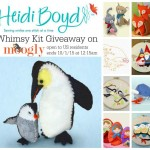 Heidi Boyd Whimsy Kit #Giveaway on Moogly!