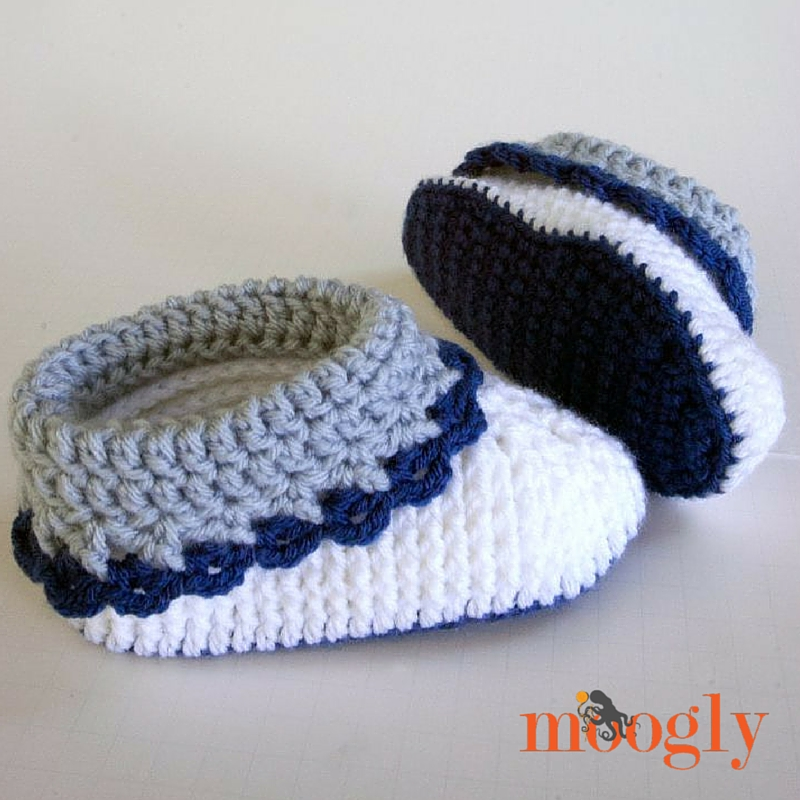 Free Crochet Patterns For Childrens Slipper Boots : Free #Crochet Pattern: Loopy Love Childrens Slippers!