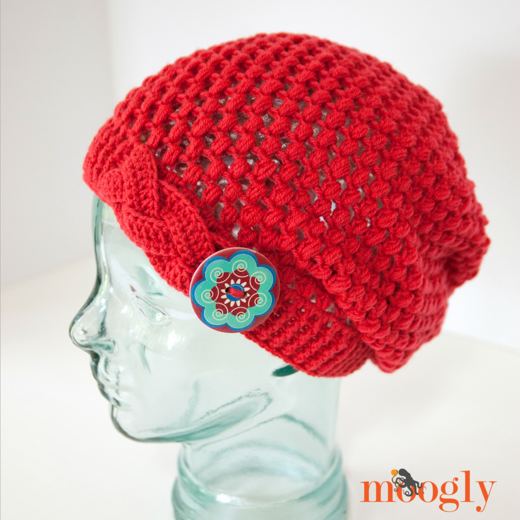 5 Weight Yarn Crochet Hat Patterns