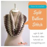 Split Bullion Stitch