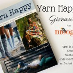 """Yarn Happy"": #Knit Book Giveaway!"