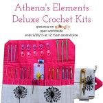 Athena's Elements Deluxe Crochet Kit #Giveaway on Moogly!