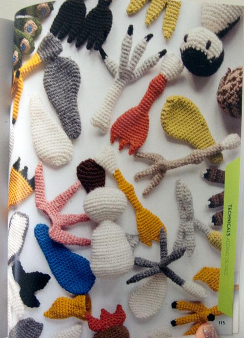 Edward's Menagerie: Birds - #Crochet Book Giveaway!