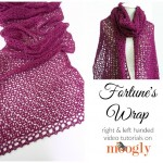Fortune's Wrap Tutorial – C2C Decreases