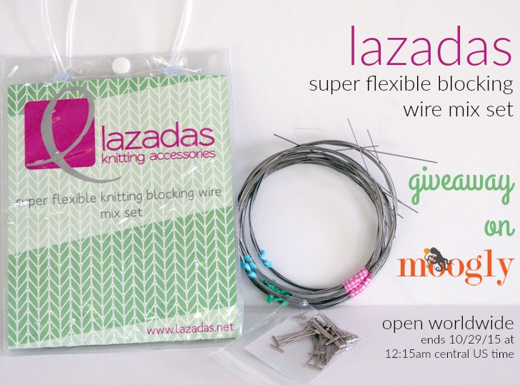 Lazadas Blocking Wire Mix Set Giveaway on Moogly! - moogly