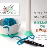 Yarn Valet YarnballWinder and YarnBowl Giveaway on Moogly!