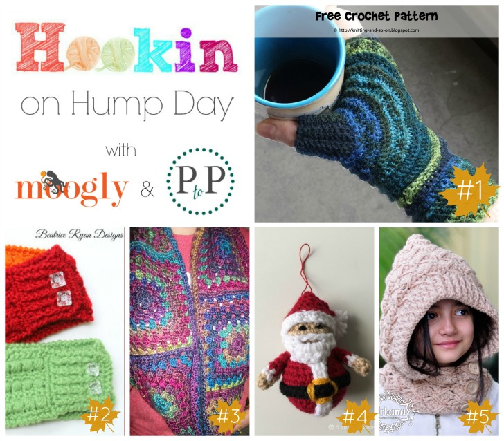 5 Fantastic Crochet Projects on HOHD #107 - and 4 are FREE!