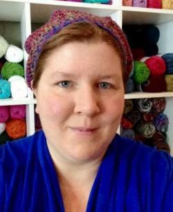 Janaya of Charmed by Ewe - get 5 of her FREE patterns in the Moogly Designer Showcase!