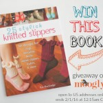 25 Stylish Knitted Slippers: Review and Giveaway!