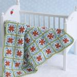 Garden Arches Babyghan: Pattern Release!