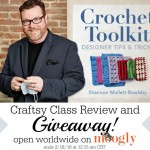 Crochet Toolkit: Designer Tips & Tricks – Craftsy Class Review and Giveaway!