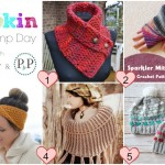 Hookin On Hump Day #112: Link Party for the Yarny Arts!