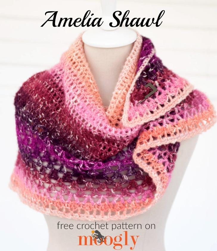 Amelia Shawl Moogly