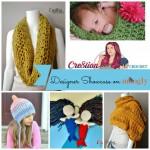 Lorene Eppolite of Cre8tion Crochet: Designer Showcase!