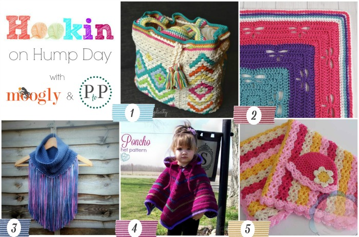 HOHD 116: If you crochet, you'll want to check out these fantastic new patterns! And if you blog, you'll want to add your project to the next round! Get eyes on your faves on Moogly and Petals to Picots!