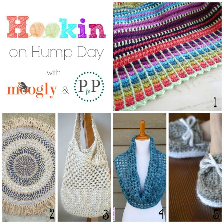 HOHD 117 - 5 fantastic FREE crochet projects this round!