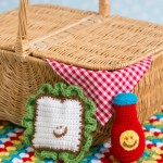 Playtime Picnic Set: 3 Piece #Crochet Set for Baby!