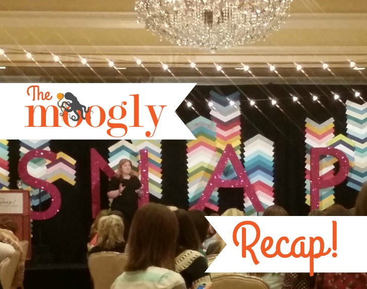 The Moogly SNAP Recap - I went to the SNAP Conference - find out what's it's like on mooglyblog.com!