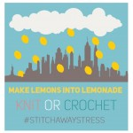 Make Lemons Into Lemonade: #StitchAwayStress with the #CYClemondrop