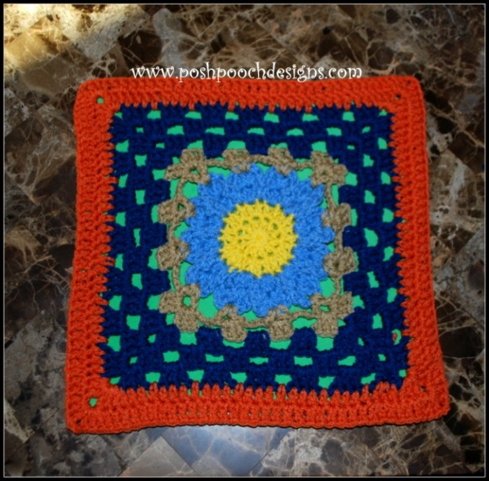 Block #8 in the 2016 Moogly Afghan CAL! Come join in the fun! All the blocks in this Crochet Along are free, and at the end of the year we'll join them into beautiful throws, to gift or keep! Click for more info!