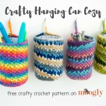 Crafty Hanging Can Cozy