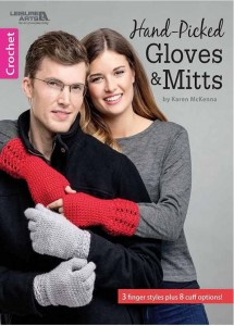 Make gorgeous custom mitts and gloves with this fab book by Karen McKenna!