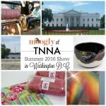 My Trip to Summer TNNA 2016: Washington DC!