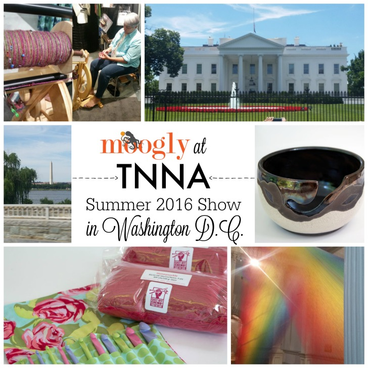 Moogly's Trip to Summer TNNA 2016: Washington DC!
