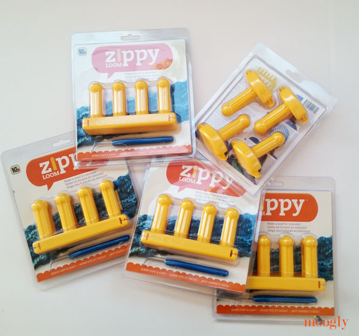 What's up with the Zippy Loom? Find out (and get a discount) on Moogly!