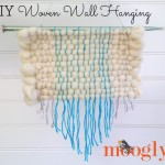 Make a DIY Woven Wall Hanging on Moogly! Using the Martha Stewart Crafts® DIY Weaver™ !