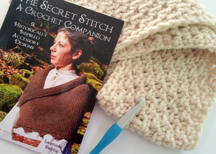 The Secret Stitch, and The Secret Stitch: A Crochet Companion - win the pair on Moogly! Giveaway open worldwide, ends 8/4/16 at 12:15am central US time.