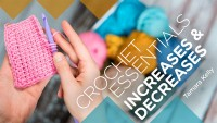 Get $15 off Crochet Essentials: Increases and Decreases with this special link on Moogly - and improve your crochet skills today!