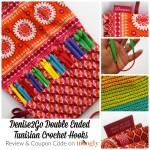 Denise2Go Double Ended Tunisian Crochet Hooks: Review & Coupon Code!