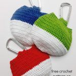 On the Go Snack Bag - free crochet pattern on Mooglyblog.com!