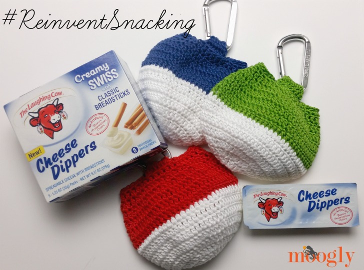 The Laughing Cow Cheese Dippers - #ReinventSnacking ♥