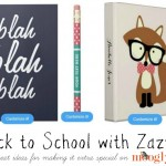 Back to School with Zazzle!