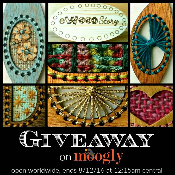 Win 4 beautiful eWoodStory Pendants on Moogly! Open worldwide, ends 8/12/16!