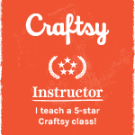 Tamara Kelly - Craftsy Instructor!