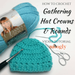 Gathering Hat Crowns or Rounds