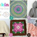 Hookin On Hump Day #126: Link Party for the Yarny Arts!