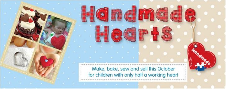 Little Hearts Matter - Handmade Hearts Campaign! Help children with heart defects with your crochet and knitting! ♥