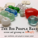 The Big Purple Barn's Gorgeous Handsculpted Beads – Giveaway!