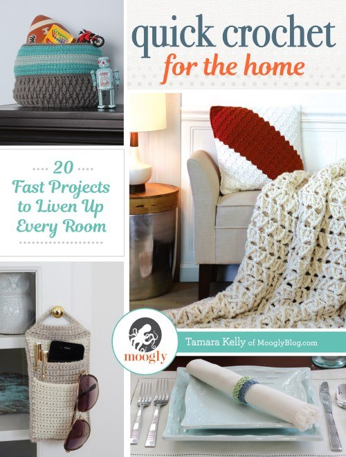 Order Quick Crochet For The Home Today Moogly