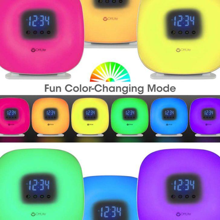 Ottlite Wake Up Your Way Light Amp Alarm Clock Giveaway