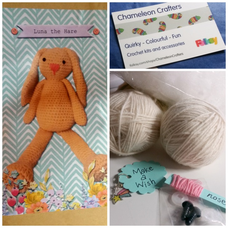Chameleon Crafters Crochet Kits Review Coupon Code Moogly