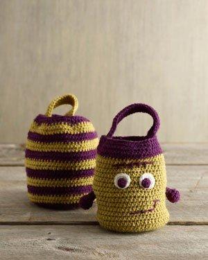 Fun Free Halloween Crochet Patterns from Lion Brand Yarn!