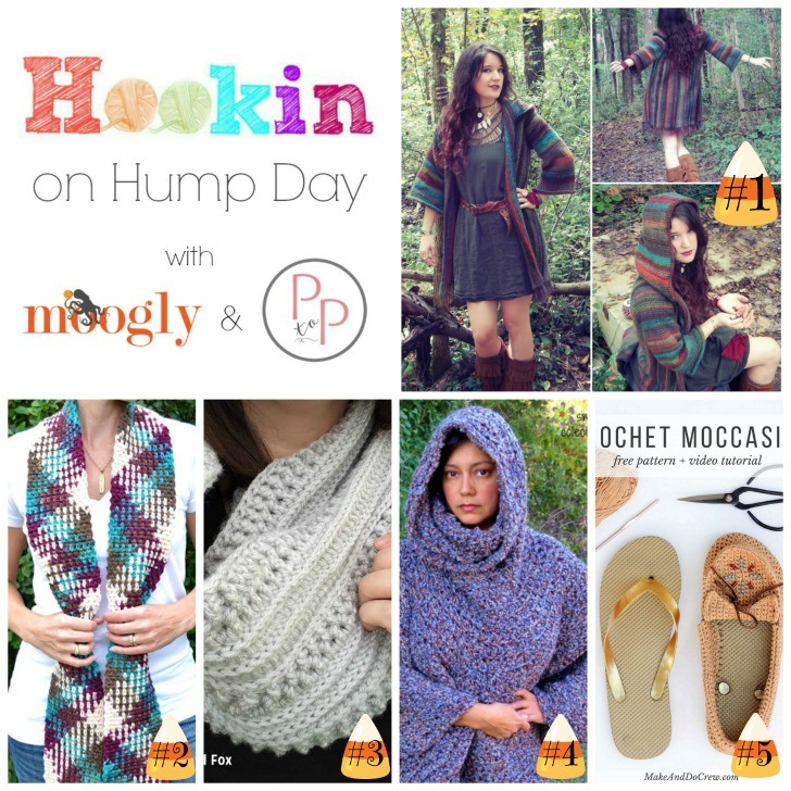 Hookin On Hump Day #129 is up! :D Get these gorgeous projects (and if you've got a blog, add your own!) on Mooglyblog.com!